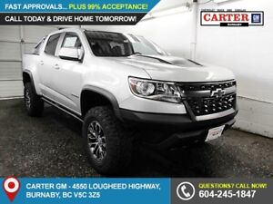 2019 Chevrolet Colorado ZR2 4x4 - Heated Front Seats - Heated...
