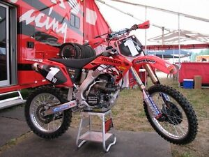 Blackfoot Honda Race Bike & Parts