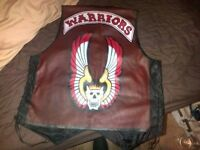 THE WARRIORS LEATHER JACKET