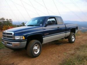 WANTED: 2nd Gen Dodge Ram