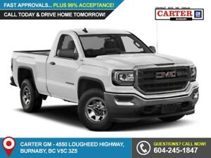 2018 GMC Sierra 1500 4x2 - Bluetooth - Rear View Camera - Spe...