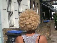 Ladies Afro & European Hairdresser.