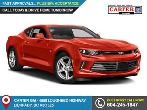 2018 Chevrolet Camaro 2LT RWD - Heated Power Front Seats - Al...