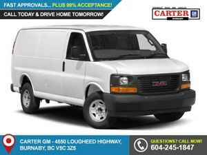2018 GMC Savana 3500 Work Van RWD - Rear View Camera - Blueto...