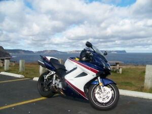 2007 Honda VFR 800 Interceptor - 25th Anniversary