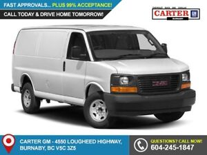 2018 GMC Savana 3500 Work Van RWD - Bluetooth - CD-MP3 Decode...