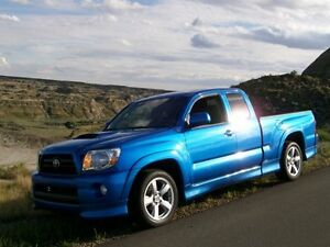2006 Toyota Tacoma X-Runner one owner