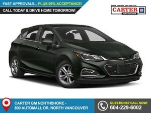 2018 Chevrolet Cruze LT Auto REAR VIEW CAMERA - HEATED SEATS...