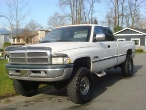 LOOKING FOR a Dodge Cummins 12 vaule.