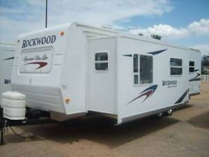 RV 2009 Forest River Rockwood Signature Ultralite