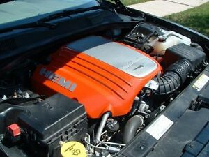 5.7L Hemi Orange Engine cover Mopar 82209505 Oakville / Halton Region Toronto (GTA) image 2