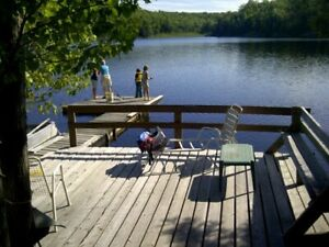 STUNNING LAKEFRONT COTTAGE FOR RENT!!!!
