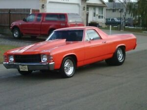 1971 tubbed elcamino MAKE AN OFFER