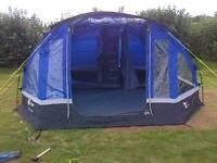 Hi gear mojave 5 tent, carpet + equipment