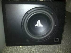 """10"""" JL Audio Boxed Subwoofer $180 or B.O.!"""