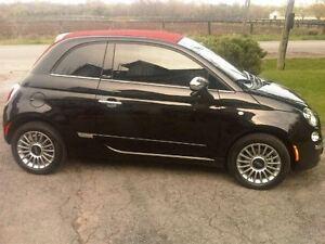 2012 Fiat 500c Lounge Coupe (2 door)
