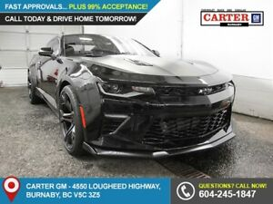 2018 Chevrolet Camaro 2SS RWD - Wireless Charging - Heated St...