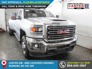 2018 GMC Sierra 3500HD SLE 4x4 - Bluetooth - Alloy Chrome Whe...