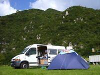 Renault Master Campervan   Devon Conversion   Monte Carlo