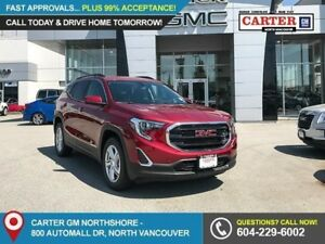 2018 GMC Terrain SLE *** 15% OFF MSRP THIS MONTH ONLY ***