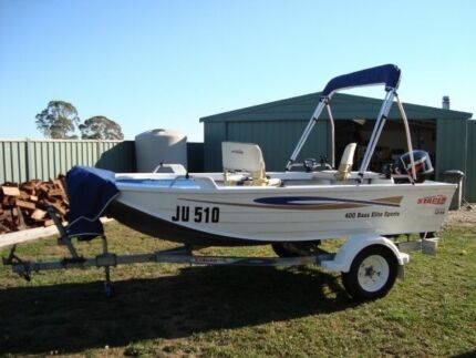 Wanted: 4mt Stacer Boat
