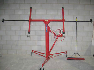 DRY WALL LIFTER DRYWALL LIFTER $30.00 PER WEEKEND RENTAL Cambridge Kitchener Area image 2