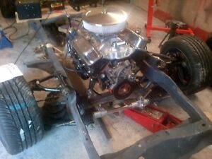 57 rat rod project