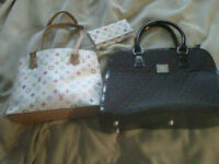 LOUIS VUITTON AND LIZ CLAIBORNE. (MAKE ME A REASONABLE OFFER)