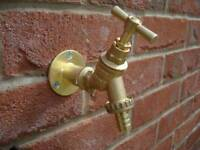 Outside Tap Fitted