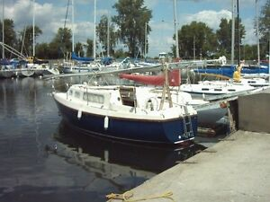 Sailboat for sail or trade for Camper