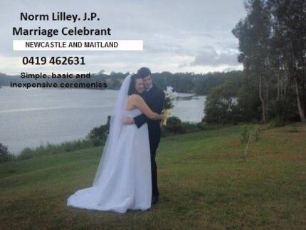 Marriage Celebrant - Maitland and Newcastle areas Rutherford Maitland Area Preview