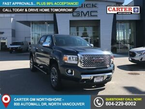 2019 GMC Canyon Denali SIDE STEPS - NAVIGATION - LEATHER - HE...