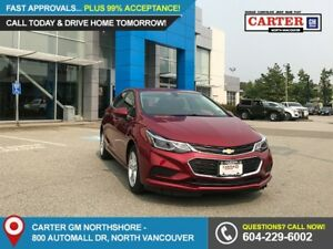 2018 Chevrolet Cruze LT Auto *** 20% OFF MSRP THIS MONTH ONLY...