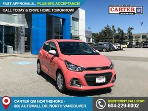2018 Chevrolet Spark 1LT CVT REAR VIEW CAMERA - FOG LIGHTS -...