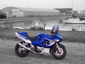 2006 Suzuki GSX-F Katana 600