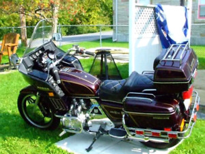 1980 Goldwing interstate GL1100