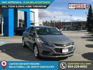 2018 Chevrolet Cruze LT Auto HEATED SEATS - ALLOYS - REAR CAM...