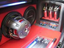 Sayed cars sound & lights system Yagoona Bankstown Area Preview