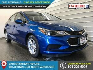 2018 Chevrolet Cruze LT Auto HEATED SEATS - REAR CAMERA - BLU...