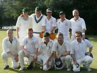 Cricket players required for friendly Sunday side in oxfordshire