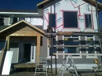 Siding, Soffit and Fascia Installer