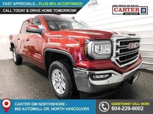 2018 GMC Sierra 1500 SLE TRAILER SWAY - ALLOYS - REAR CAMERA