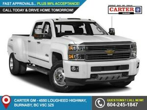 2018 Chevrolet Silverado 3500HD High Country 4x4 - Navigation...