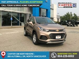 2018 Chevrolet Trax LT SPOILER - BLUETOOTH - REAR CAMERA - AL...