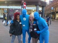 Travel Belfast Door to Door Fundraising - Paid Charity Job - £252-£306 Weekly