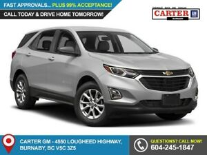 2019 Chevrolet Equinox LS FWD - Heated Front Seats - Alloy Wh...