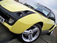 Smart roadster 699cc