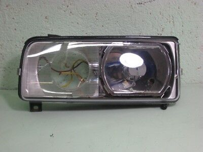 VW GOLF 2 RALLYE Clear Polycarbonate Covers Headlight for retrofit. Pair