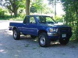 Pickup Toyota /tacoma /4runner pièce