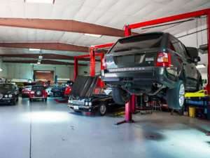 Affordable Land Rover Range Rover Repair Diagnostics Programming